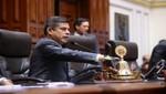 Presidente del congreso tomará juramento a Martín Vizcarra
