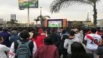 MegaPlaza transmitirá partidos de la selección en pantalla gigante