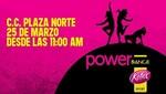 Power Dance con Maricielo Effio, Magdyel Ugaz y Eder Campos en Plaza Norte