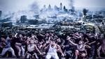 Jesucristo regresa entre guerras apocalípticas, desastres naturales y zombies