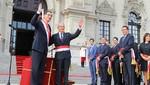 Presidente Vizcarra tomó juramento a Gabinete Ministerial liderado por César Villanueva