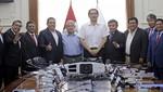 César Villanueva: El Gobierno del presidente Vizcarra será absolutamente descentralizado