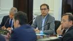 Jefe de Estado preside primer Consejo de Ministros en Palacio de Gobierno