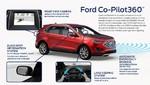Ford Co-Pilot 360: la más avanzada plataforma de tecnología de asistencia al conductor