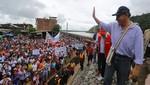 Presidente Martín Vizcarra: 'Hagamos las obras que el país necesita, la placa es secundaria'