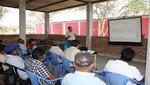 Inician ciclo de capacitaciones sobre prevención y control de incendios forestales en Santuario Histórico Bosque de Pómac
