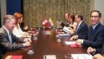 Mandatarios de Perú y Colombia se comprometen para cerrar negociaciones con estados asociados de la Alianza del Pacífico