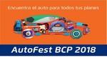BCP realiza AutoFest BCP 2018 con la participación de más de 30 marcas y cerca de 150 modelos de vehículos