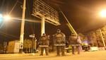 Municipalidad de Lima retiró panel publicitario instalado sin autorización en Av. La Molina