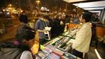 Regresa la VI Edición de 'La Noche de las Librerías' en Miraflores