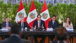Jefe de Estado destaca trabajo entre Ejecutivo y gobiernos regionales para llevar progreso y desarrollo a todo el Perú