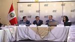 Ministro del Interior demandó fortalecer el trabajo con municipios para erradicar la delincuencia