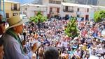 Presidente Vizcarra viajó a Cotahuasi para identificar necesidades urgentes de la zona y plantear soluciones concretas