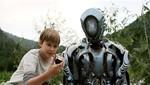 Timmy y Lassie. Elliott y E.T. Will Robinson y el Robot