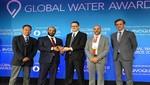 Acciona Agua recibe dos Distiction Awards en premiación del Global Water Intelligence