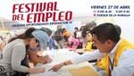 Festival del Empleo: Más de 3000 puestos de trabajo en el Parque de la Muralla