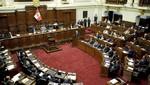 Congreso otorga voto de confianza al Gabinete Villanueva