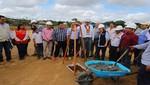 Presidente Martín Vizcarra y ministra Silvia Pessah colocan primera piedra del nuevo centro de salud de Purús en Ucayali