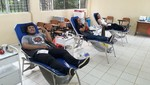 Estudiantes sanmarquinos donaron sangre que beneficiará a cerca de 1800 pacientes de 9 hospitales de Lima