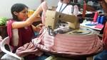 Envíos de cadena textil-confecciones crecen 10% en el primer trimestre
