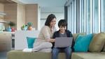 Mamás al cuidado de la privacidad de sus hijos