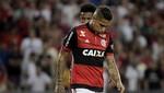 Flamengo suspende el contrato con Paolo Guerrero