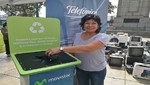 Movistar comprometida con el reciclaje