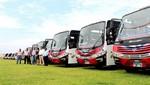 Divemotor entrega flota de 20 buses mercedes-benz a Transportes Esperanza Express en Trujillo
