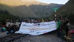 Guardaparques y voluntarios se unen en jornada de limpieza en Red de Camino Inka del Santuario Histórico de Machupicchu