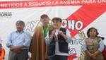 Ministra Silvia Pessah: Estamos preparados para ganarle a la anemia