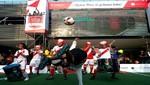 Vive el Perú vs Escocia en el Jockey Plaza