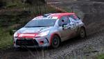 Kurt Zoeger se ubicó segundo en la categoría R3 Lite del Campeonato Chileno de Rally