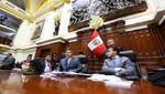 Pleno acordó suspender a congresistas Fujimori, Bocángel y Ramírez