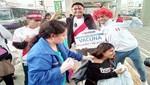 Minsa inmunizó contra la influenza a más de 1200 pasajeros de la Línea 1 del Metro de Lima