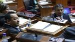 Desestiman destitución de tres congresistas