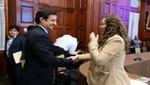 Comisión Lava Jato recibió a regidores de Susana Villarán