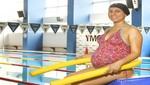 ¿Natación en el embarazo?