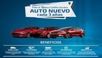 Acceso presenta su nuevo Crédito Vehicular que permite renovar el auto cada tres años