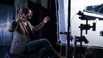 Keanu Reeves en el nuevo episodio de 'La historia de la ciencia ficción por James Cameron'
