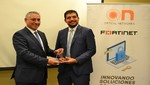 Optical Networks es reconocida por Fortinet como uno de sus socios de negocio más destacados