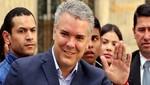 Colombia: Eligen al populista de derecha Ivan Duque como presidente