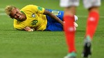 Mundial Rusia 2018: Neymar deja la sesión de entrenamiento de Brasil cojeando