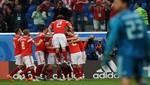 Mundial Rusia 2018: Rusia imparable venció a Egipto por 3-1 [VIDEO]