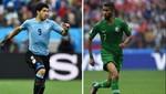 Mundial Rusia 2018: Hoy juega Uruguay con Arabia Saudita