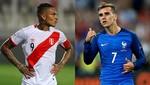 Mundial Rusia 2018: Perú y Francia miden fuerzas hoy