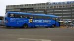 En el 2018, Bus Airport Express Lima proyecta trasladar a más de 200 mil pasajeros hacia y desde 'Jorge Chávez'