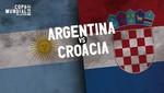 Mundial Rusia 2018: Argentina vs Croacia [EN VIVO]