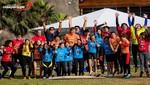 Campeonato de fuego para alumnos de Olas Perú