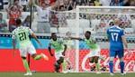 Mundial Rusia 2018: Nigeria venció a Islandia por 2-0 [VIDEO]