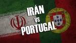 Mundial Rusia 2018: Irán vs Portugal [EN VIVO]
